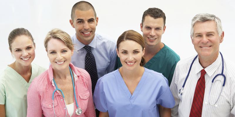 personal sanitario cursos regulares